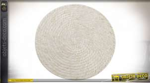 SET DE TABLE FIBRE 33X1 NATUREL