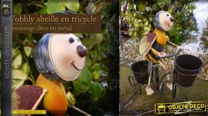Wobbly - Abeille en tricycle