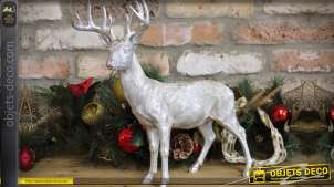 Statuette décorative animalière Cerf