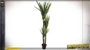 PLANTE PVC 190 YUCCA VERT