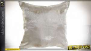 COUSSIN POLYESTER 45X15X45 450 GR. BEIGE