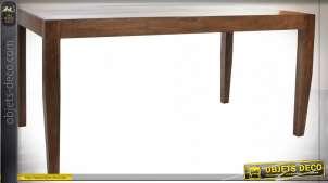TABLE ACACIA 160X90X76 27 NATUREL