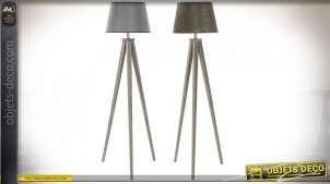 LAMPADAIRE PIN LIN 40X40X154 FEUILLE 2 MOD.