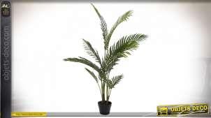PLANTE PVC 114X93X139 PALMIER