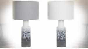 LAMPE DE TABLE PORCELAINE 38X38X64 2 MOD.