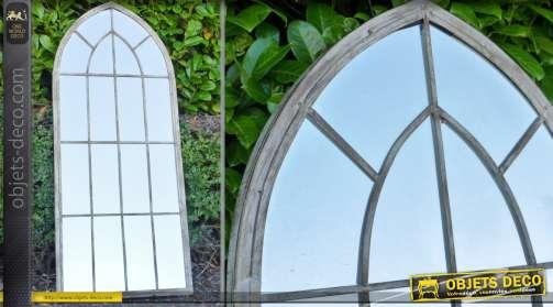 Miroirs muraux psych s miroirs de tables miroirs for Miroir en forme de fenetre