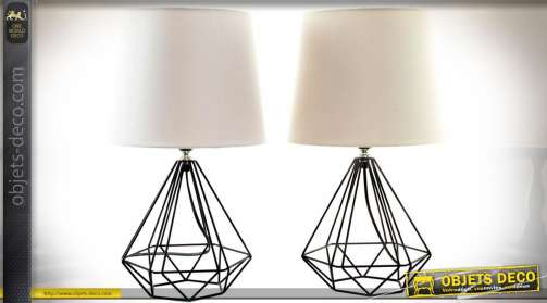 lampes et luminaires lampes de bureau lustres. Black Bedroom Furniture Sets. Home Design Ideas