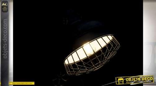 LAMPADAIRE MÉTAL 30X48X149 SPOT