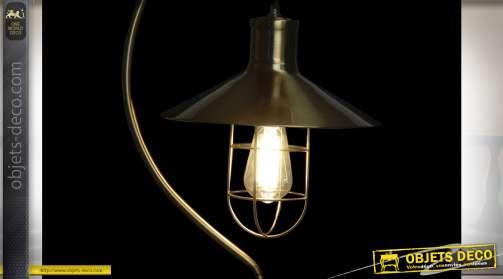LAMPADAIRE MÉTAL PLASTIQUE 30X25X163 2,6 FAROLILLO