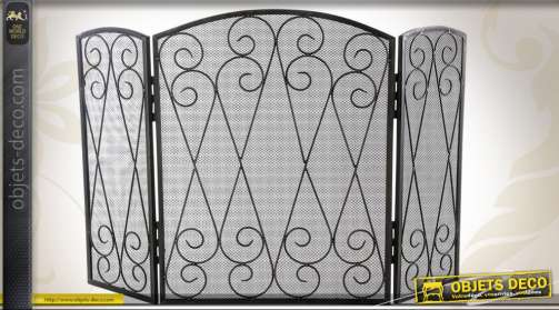 accessoires de chemin e pare feu chenets panier b ches valet de chemin e soufflet grille de. Black Bedroom Furniture Sets. Home Design Ideas
