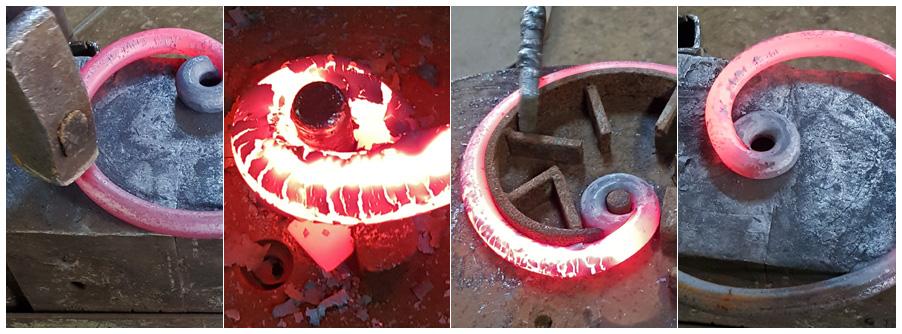 travail du fer forgé